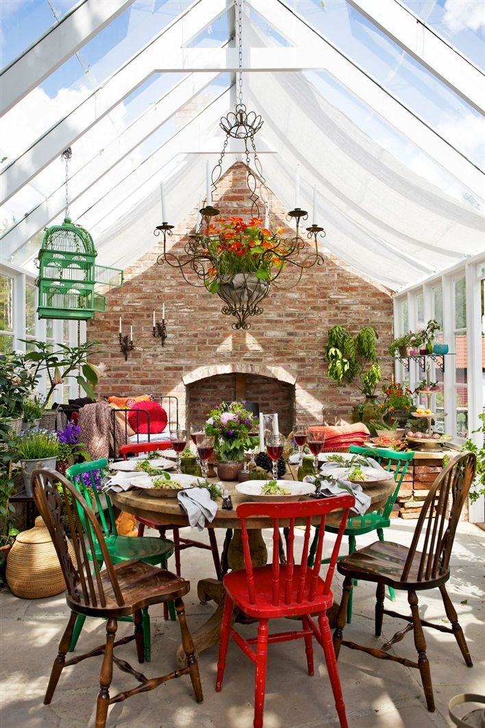 Esta Home Greenhouse
