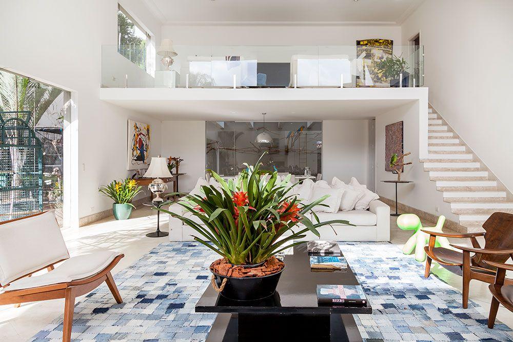 decoracao casa moderna Eduardo Foz 3 Casa de Valentina -> Decoracao De Casas Modernas