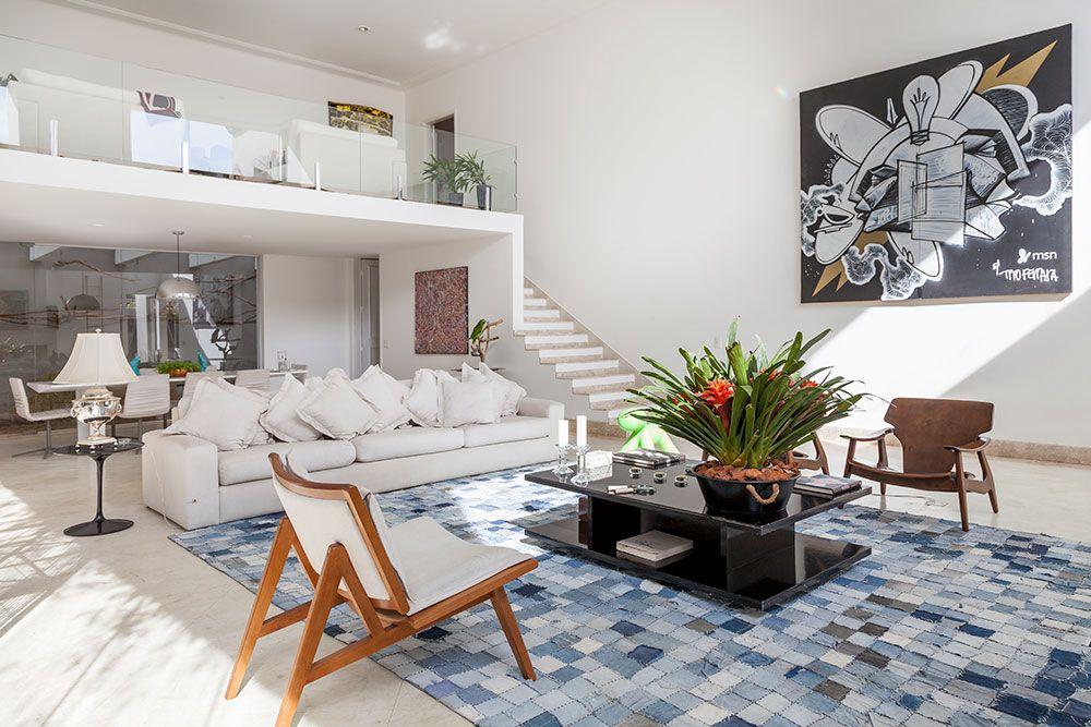 Decoracao casa moderna eduardo foz 4 casa de valentina for Casa moderna por dentro