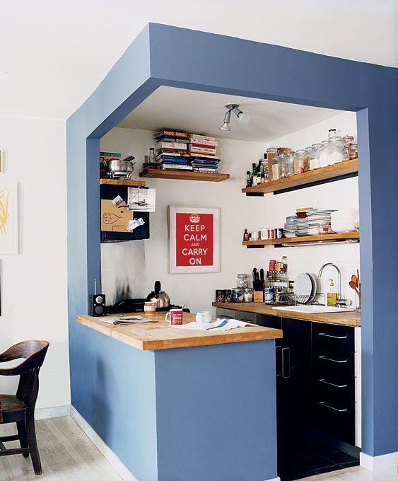 Cozinhas pequenas 7