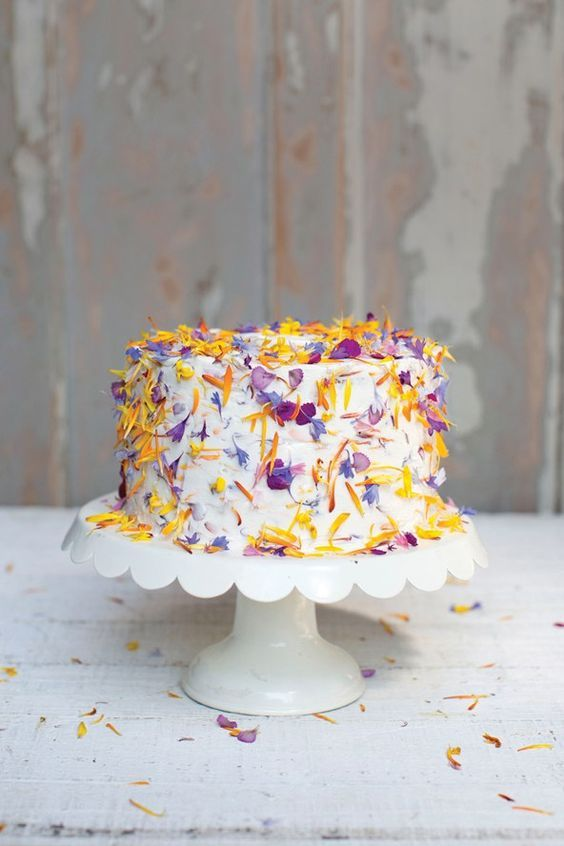 Flowerfetti Cakes Bolos Floridos 1