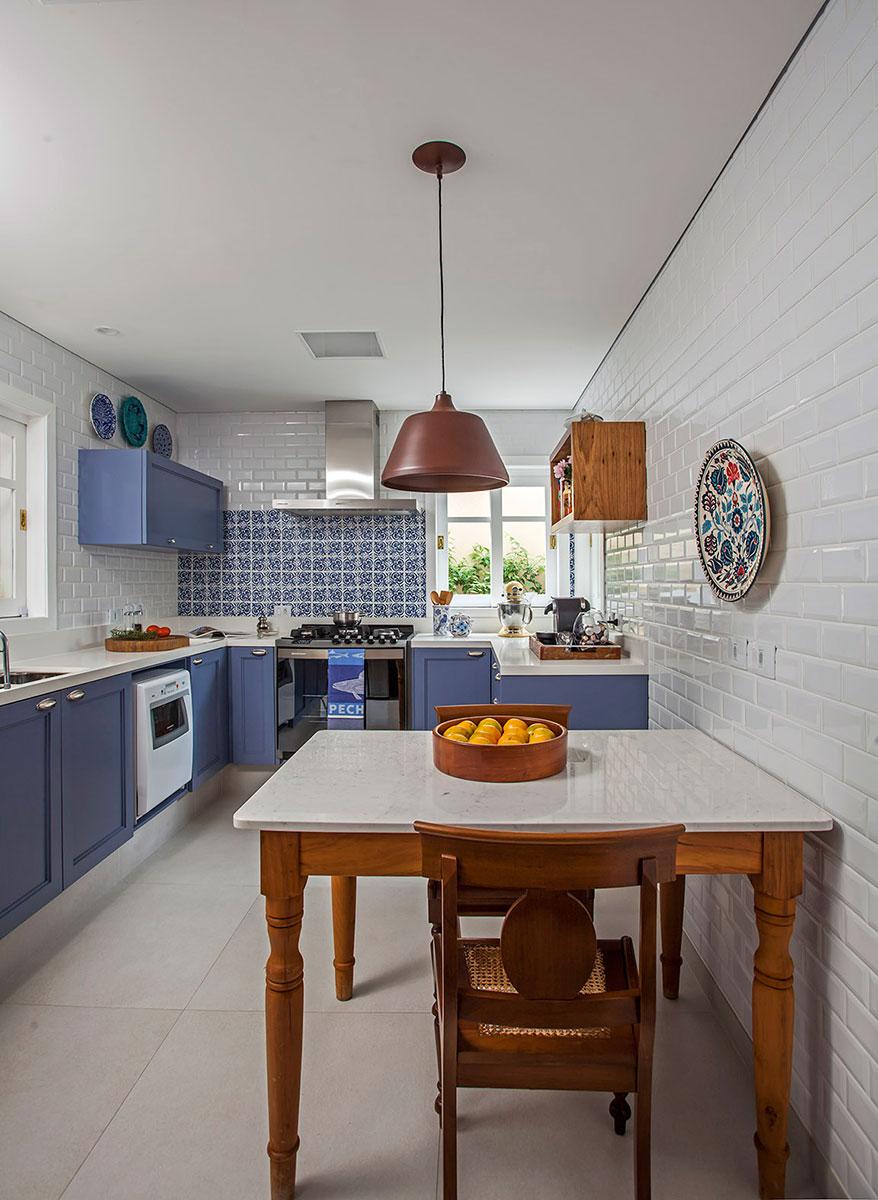 Antiga com toque moderno casa de valentina for Casa moderna open