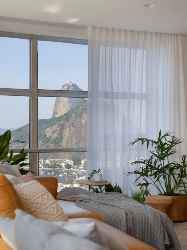 Apartamento mirante