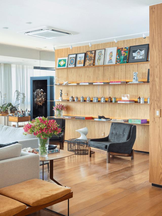 Apartamento-galeria