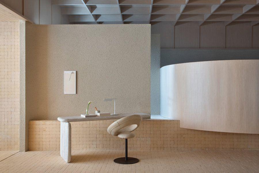 Ambientes integrados decoração minimalista CasaCor 2021